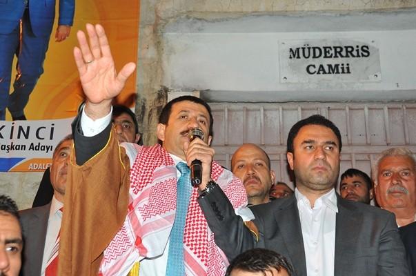 Mehmet Ekinci, Harran Kapı'da