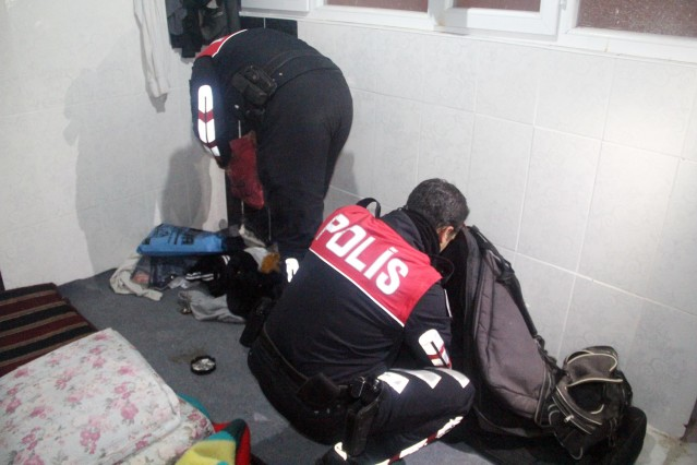 Şanlıurfa'da eğlence mekanlarına operasyon