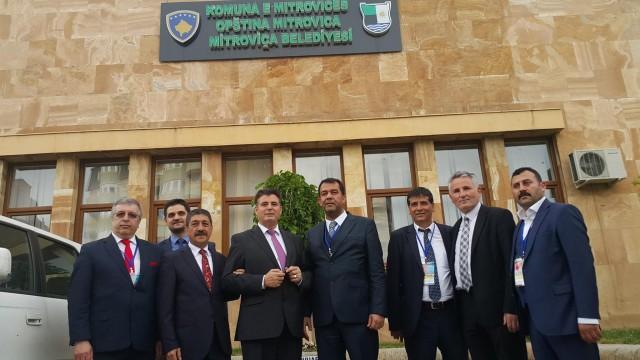 MİSİAD Kosova gezisi