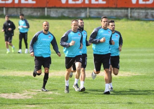 Manisaspor, Şanlıurfaspor maçının hazırlıklarını sürdürüyor