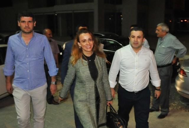 Zeynep Karahan Uslu Demokrasi nöbetinde