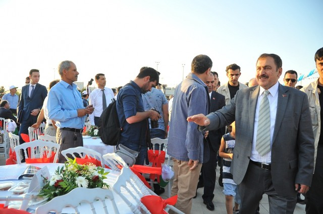 Bakanlardan Urfa'ya bayram müjdesi