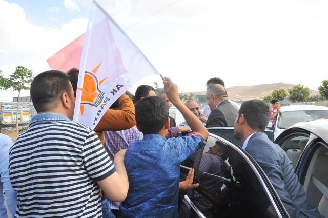 Ak Parti Şanlıurfa Milletvekili Adayı Ahmet AKAY