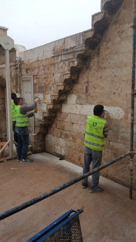 Şehbenderiye Camisi restore edildi