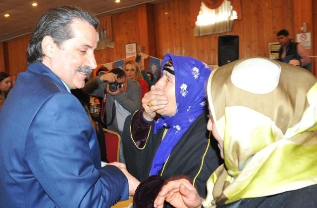 Haliliyeli AK Kadınlardan muhteşem etkinlik
