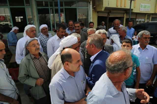 HDP Milletvekili Adayı Yusuf Geçgel