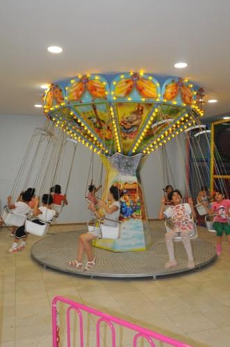 Urfa'da starpark lunapark açıldı