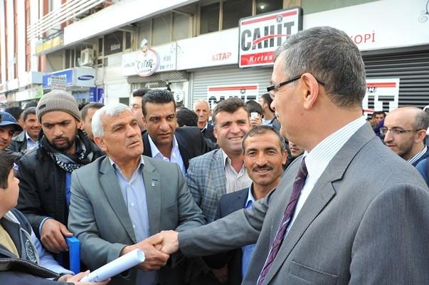 An be an Başkaban Recep Tayyip Erdoğan'ın Şanlıurfa mitingi...