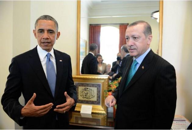 Erdoğan'dan Obama'ya Süpriz Hediye