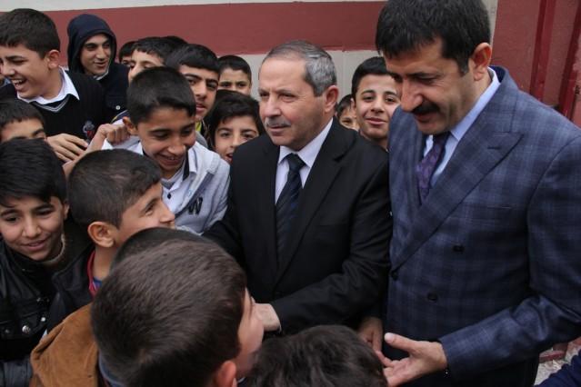 Başkan Ekinci, hem öğretmen hem de öğrenci oldu
