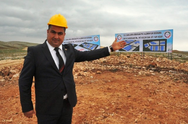 Evren'e karşı Erdoğan sitesi