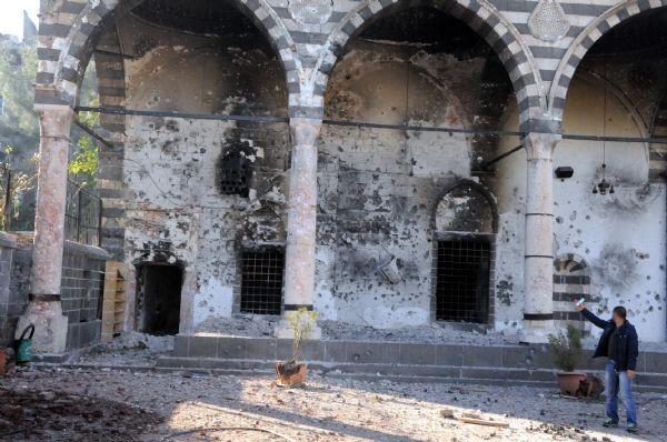 Diyarbakır Sur'da son durum!