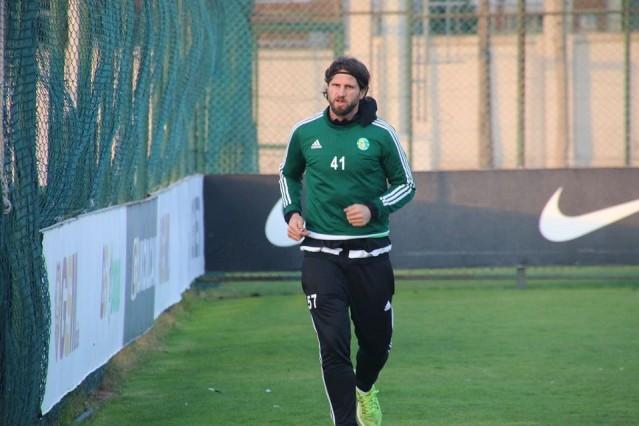 Şanlıurfaspor, Ziraat Türkiye Kupası A Grubunda oynayacağı Başakşehirspor maçının hazırlıklarına dün başladı