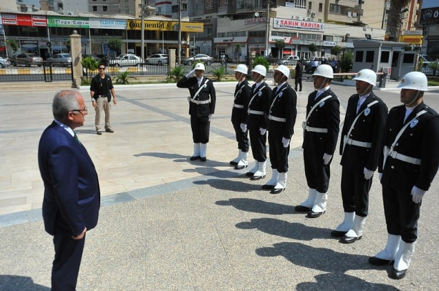 Şanlıurfa Valisi Güngör Azim Tuna görevine başladı