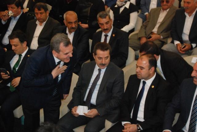 AK PARTİ İL DANIŞMA TOPLANTISI