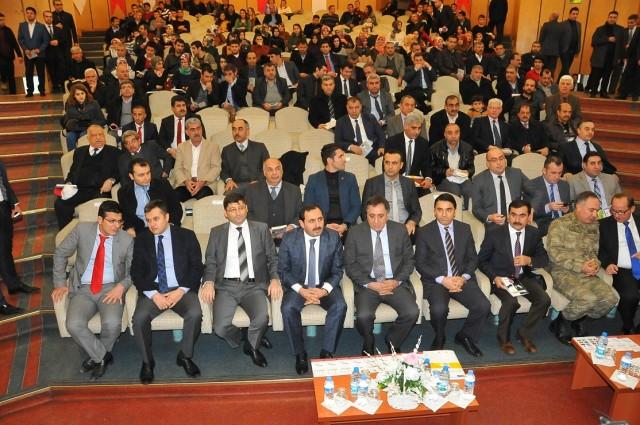 Şanlıurfa Cumhuriyet Başsavcılığı Denetimli Serbestlik Müdürlüğü program düzenledi.