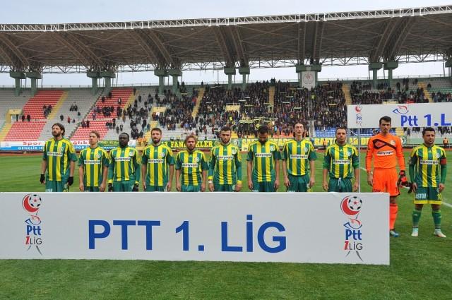 Şanlıurfaspor-Giresunspor maçı