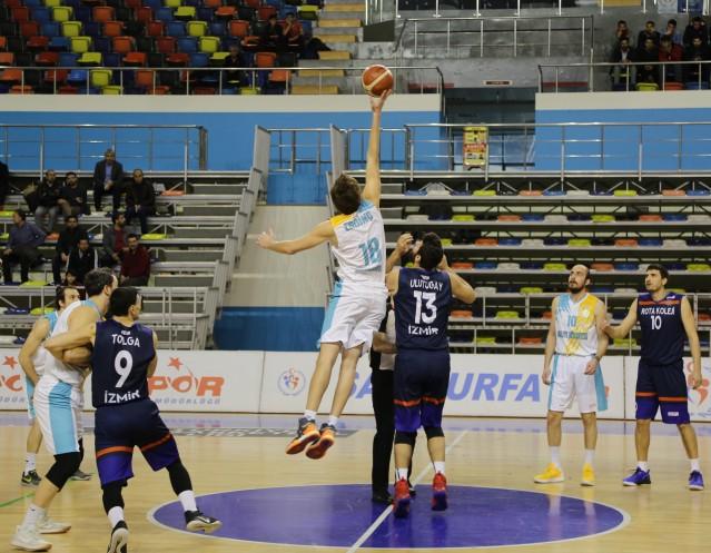 Basketbolda Güneydoğunun İncisi; Haliliye Belediye Spor