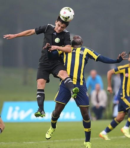 Fenerbahçe-Şanlıurfaspor hazırlık maçı
