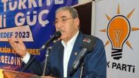 AK Parti Harran ve Akçakale kongreleri...