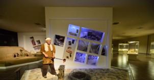 Şanlıurfa Müzesi'ndeki canlılar diyarını gezdiniz mi!
