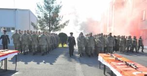 Şanlıurfa İl Jandarma Komutanlığı Yemin Töreni