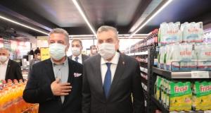 TORKU'nun Şanlıurfa satış mağazası açıldı