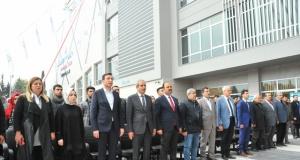 Haliliye Belediyesi Recep Tayyip Erdoğan Kültür Merkezi açıldı