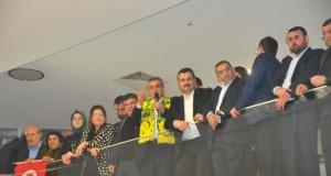 Urfa BŞB Başkanı Zeynel Abidin Beyazgül...