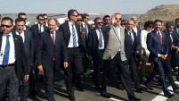Gazeteci Reşat Uzun'un objektifinden Nissibi Köprüsü'nün açılışı