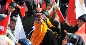 8 Mart Dünya Kadınlar Gününde Başkan Erdoğan Urfa'da...