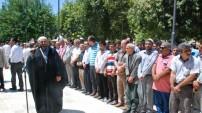 Urfa'da Filistinliler için gıyabi cenaze namazı kılındı