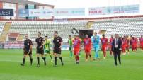 Şanlıurfaspor-Orduspor maçı