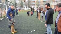 Şanlıurfa Bocce sporuyla tanışıyor