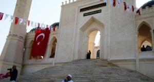 11 nisan kurtuluş camii ibadete açıldı
