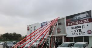 Fiat Önkol'da yıl sonu indirimleri devam ediyor