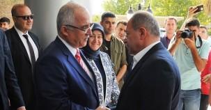 Sağlık Bakanı Recep Akdağ Şanlıurfa'da