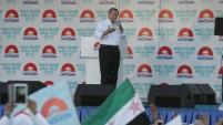 Cumhurbaşkanı Adayı Başbakan Recep Tayyip Erdoğan'ın Şanlıurfa mitingi