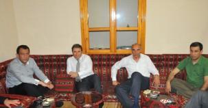 Şanlıurfa İl Emniyet Müdürü Eyüp Pınarbaşı, Memleket Meclisi'nin konuğu oldu