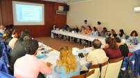Muğla Üniversitesi Öğretim Üyesi Doç. Dr. Saniye Dedeoğlu, Adıyaman'da organize sanayi bölgesinde işverenlerle yaptıkları ankette, günümüz ekonomik koşullarında kadınların da çalışması gerektiğinin ön plana çıktığını söyledi.