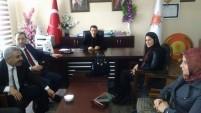 AK Parti Şanlıurfa Milletvekili Aday Adayı Ekonomist Zeynep Müjde Sakar, seçim çalışmalarını yoğun bir şekilde sürdürüyor.