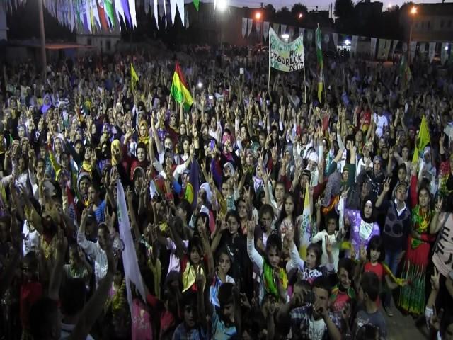 HDP Urfa Milletvekili Adayı Ziya Çalışkan çalışmalarını sürdürüyor