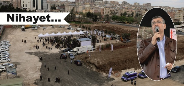 11 Nisan'ın temelini Bakan Çelik atacak
