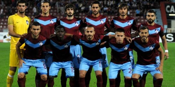 1461 Trabzonspor küme düştü