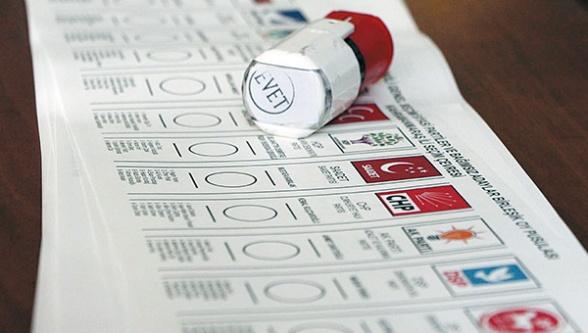 1 Kasımda Oy kullanacaklar dikkat...