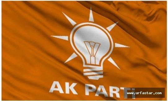 AK Parti'nin Urfa'daki kilit ismi belli oldu!