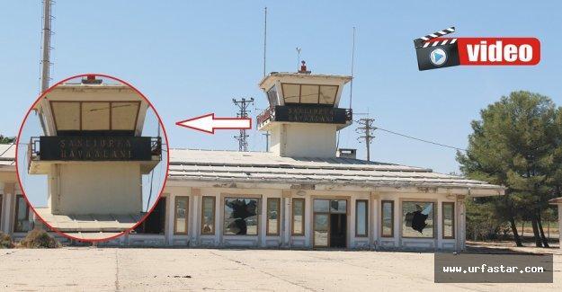 Eski Havaalanı kaderine terk edildi!