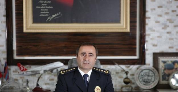 İl Emniyet Müdürü Tonbul'dan Gaziler Günü Mesajı