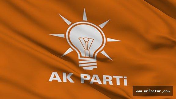 İşte AK Parti'nin Urfa aday listesi...