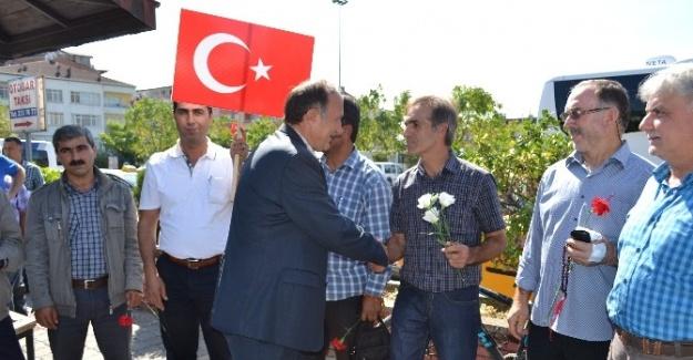 Ordu'da Türk-kürt Kardeşliği